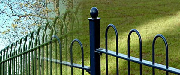 Commercial And Architectural Welded Wire Fence