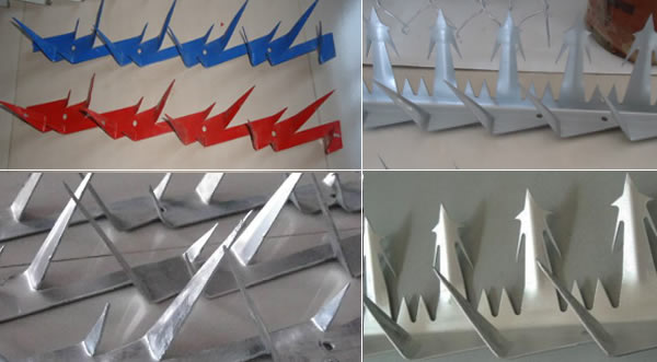 Razor Spikes Wall Spike Security Fencing Spikes Bird Spikes