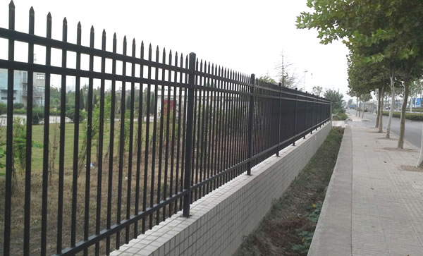 Steel Ornamental Fence Residential Fence Swimming Pools
